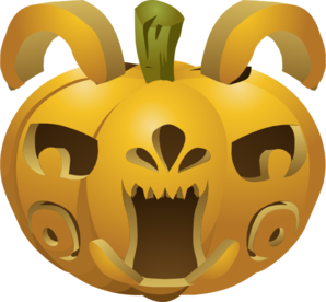 Carved Pumpkins Clip Art