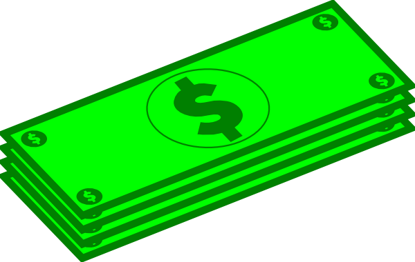 money clip art at clker com vector clip art online royalty free rh clker com free clipart monkey free clipart money flying away