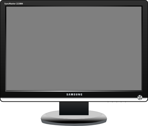 Infographic Television Set Clip Art at Clker.com - vector clip art ...