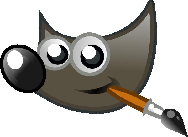 Fox With Paint Brush Clip Art at Clker.com - vector clip art online ...