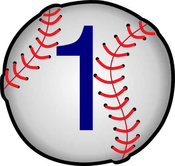 baseball clip art at clker com vector clip art online royalty rh clker com basketball clipart images baseball clipart free vector