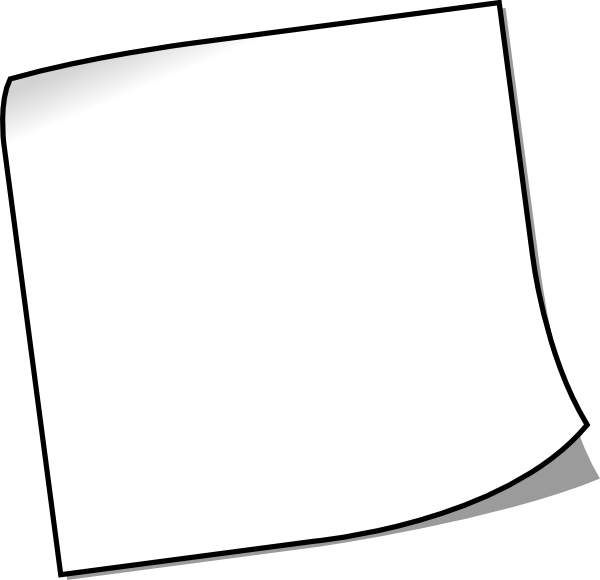 Notepad clipart png