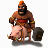 Hogrider Clash Of Clans Image