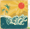 Seaside Clipart Image
