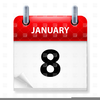 Free Clipart Calendar Icon Image