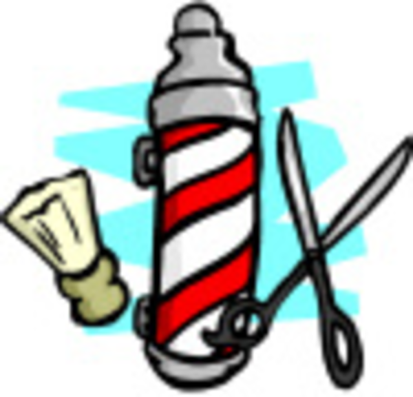 barber pole free images at clker com vector clip art online rh clker com barber clip art free barber clipart black and white
