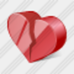 Icon Broken Heart Image