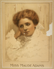 Miss Maude Adams Image