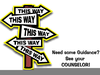 Free School Counseling Clipart Image
