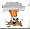 Animated Clipart Of Volcanoes Image