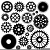 Cog Clipart Image