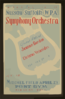 The Athletic & Recreation Dept. Presents Nassau Suffolk W.p.a. Symphony Orchestra Guest Artist Jeanne Gordon, Soprano - Christos Vrionides, Conductor : Popular & Semi-classic Music. Clip Art