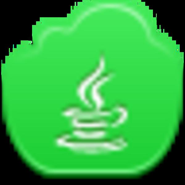 Java icon clip art