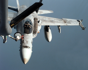 F/a-18 Air To Air Image