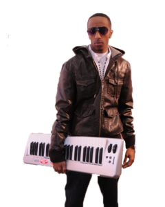 Keyboard Player Image