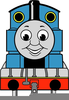 Thomas The Tank Engine And Friends Clipart Image