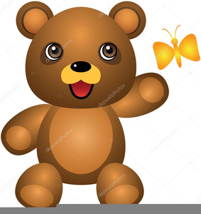 Animated Dancing Bear Clipart Image