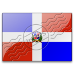 Flag Dominican Republic 6 Image