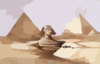The Great Sphinx Pyramids Of Gizeh By David Roberts Ra Clip Art