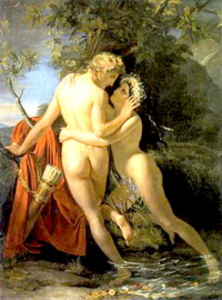 Echo Grabs Narcissus Image