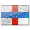 Flag Netherlands Antilles 2 Image