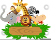 Funny Animal Clipart Image