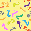 High Heeled Shoe Clipart Image
