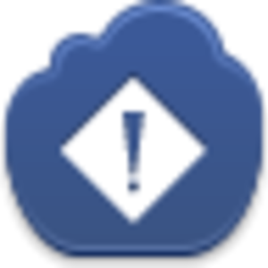 Exception Icon Image