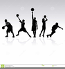 Clipart Basketball Jump Ball Image