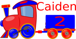Loco Train3 Clip Art