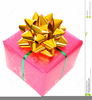 Free Christmas Presents Clipart Image