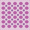 Digital Flowers Pattern 1 Image