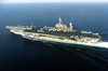 Uss Constellation (cv 64) Conducts Flight Operations In Support Of Operation Iraqi Freedom. Image