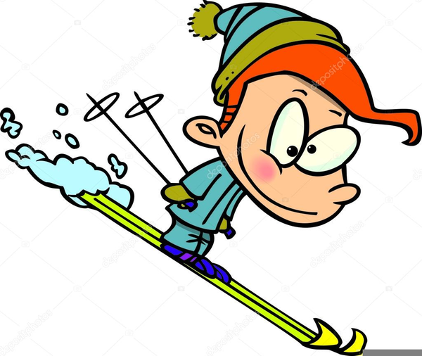 Clipart And Ski And Cartoon | Free Images at Clker com
