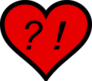 Wheres Love? Here!5 Clip Art