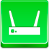 Free Green Button Wi Fi Router Image