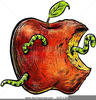 Free Clipart Rotten Apple Image