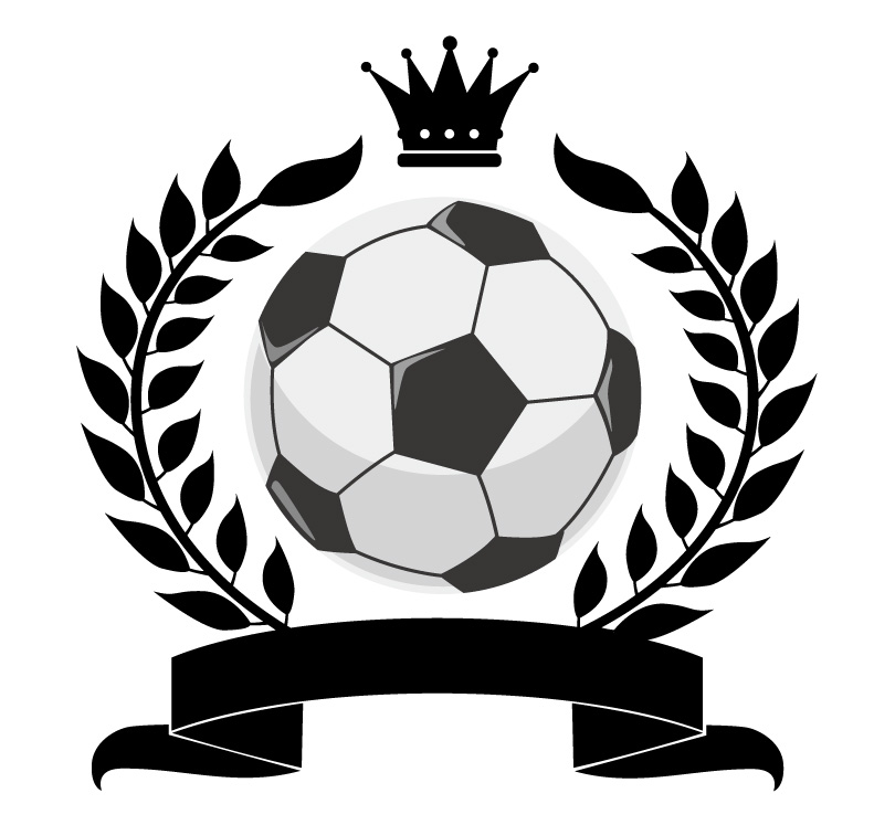 Football Logo Vector Free Images At Clkercom