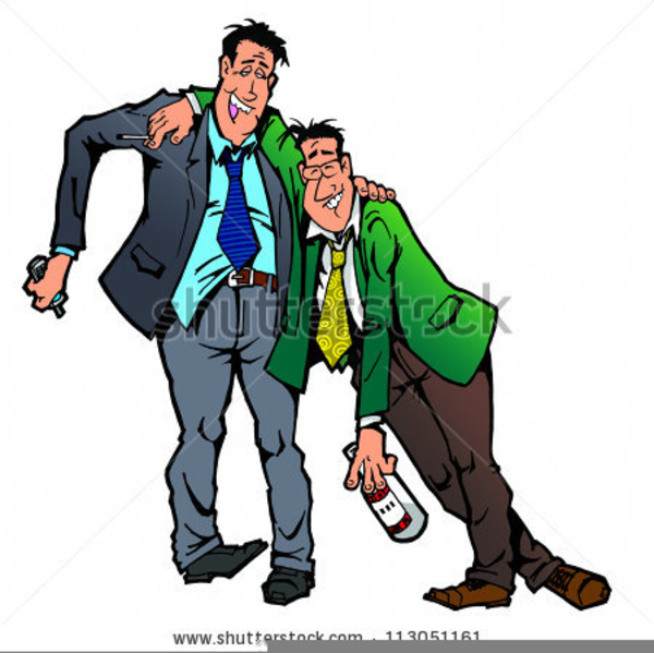 Clipart Drunk Person Free Images At Clker Com Vector