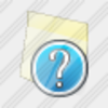 Icon Sticker Question Image