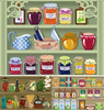 Grocery Holiday Clipart Image