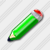 Icon Pen Green 1 Image