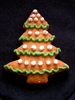 Gingerbread Xmas Tree Patjila Image