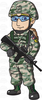 Clipart Of Army And Military Image