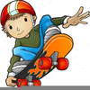 Clipart Skateboards Image