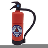 Free Clipart Of Fire Extinguisher Image