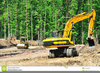 Construction Machinery Clipart Image