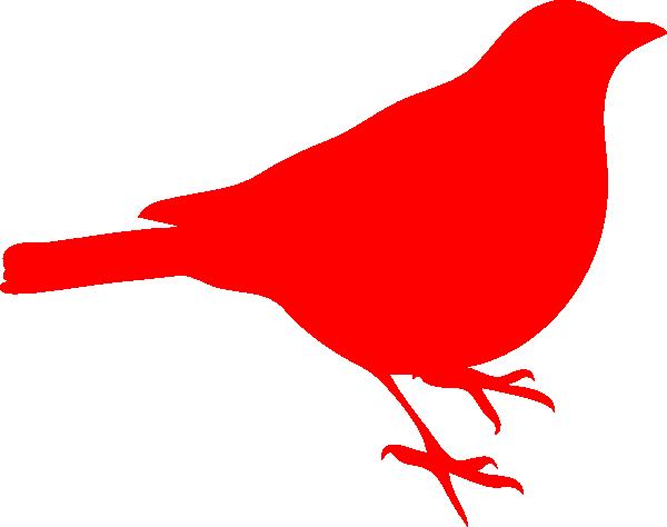 bird clip art at clker com vector clip art online royalty free rh clker com red bird clip art free red bird clipart free