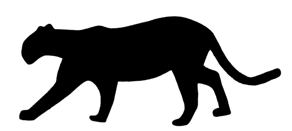 panther clipart free free images at clker com vector clip art rh clker com panther clipart free panther clip art mascots