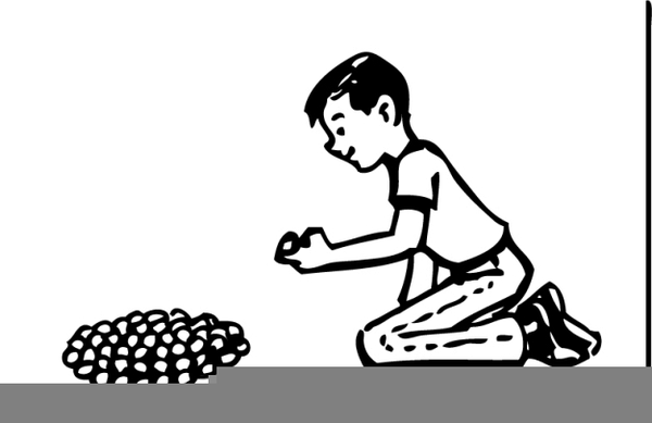 Children Playing Marbles Clipart Free Images At Clker Com